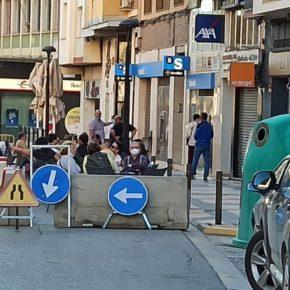 El Ayuntamiento adapta la ciudad para facilitar el tránsito de los peatones