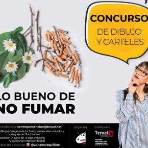 El Ayuntamiento de Teruel organiza concursos y actividades con motivo del Día Mundial Sin Tabaco