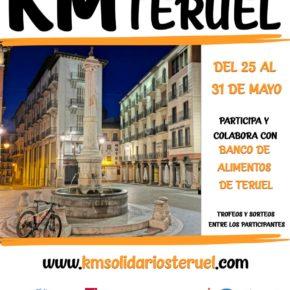 El Ayuntamiento y varios clubs deportivos organizan la carrera virtual 'Kilómetros Solidarios Teruel'