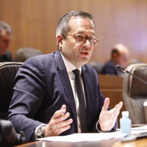 Cs urge al Gobierno de Aragón a acondicionar la carretera A-131 entre Venta de Ballerías-Sesa y Novales-Monflorite
