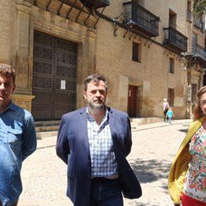 Ciudadanos Huesca plantea un reconocimiento a Javier Brun en la Feria Internacional de Teatro y Danza