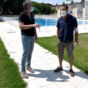 Alcañiz abre las piscinas municipales de verano el miércoles 1 de julio, con cita previa