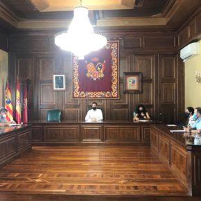 Los miembros del Pacto Local por el Empleo de Teruel se reúnen para poner en marcha las medidas para crear puestos de trabajo