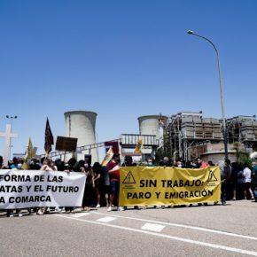 Ciudadanos reclama un Plan Territorial de Transición Justa para Teruel que tenga en cuenta el cierre de la térmica de Andorra