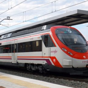 Cs Ribera Alta pide restituir todas las frecuencias de trenes suspendidas por el estado de alarma