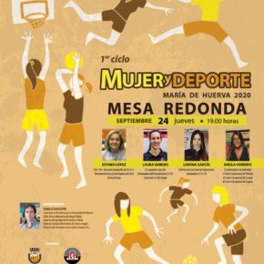 María de Huerva celebra este jueves una mesa redonda sobre la presencia de la mujer en el deporte de élite
