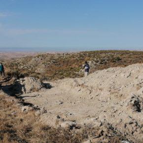 Farlete inicia trabajos de exhumación en una cuneta donde podrían encontrarse varios cuerpos de la época de la Guerra Civil