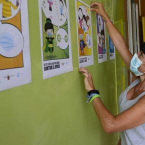 Ciudadanos Fraga reclama consenso y medidas para que el inicio de curso escolar se desarrolle con la mayor seguridad