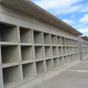El martes comienzan las obras de construcción de 288 nichos en el cementerio de Monzón