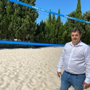 María de Huerva suma su playa a los equipamientos del municipio tras una temporada de piscinas con 7.900 usos de las instalaciones