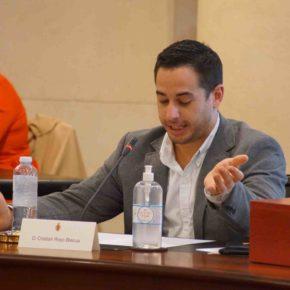 Ciudadanos recibe el apoyo de la DPH para el impulso turístico y reclamar las inversiones en el Monasterio de Sijena