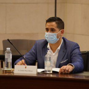 Ciudadanos reclama apoyo para la extensión de la banda ancha de nueva generación en la provincia