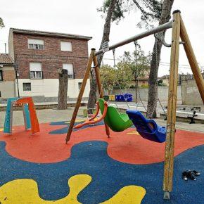 Cs promueve la instalación de juegos infantiles de integración en el parque Aragón de La Puebla de Alfindén