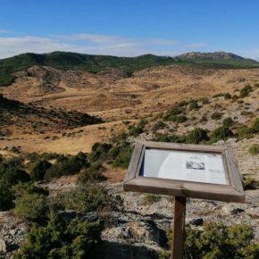 Cs Épila pide instalar paneles con códigos QR en el Santuario de Rodanas para informar de las rutas de la zona