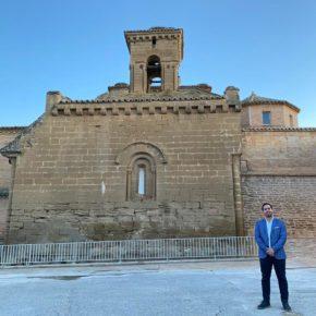 Ciudadanos recaba apoyos para el impulso turístico e inversiones necesarias en el Monasterio de Sijena