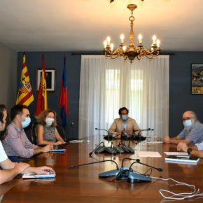 La junta de portavoces traslada su apoyo unánime a familiares y trabajadores de Riosol