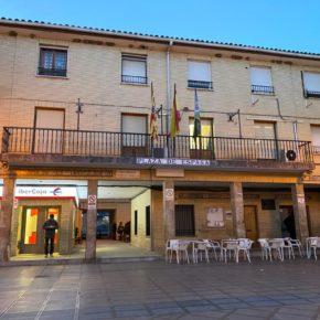El Ayuntamiento de María de Huerva aprueba las ordenanzas fiscales de 2021 con bonificaciones para aliviar la situación económica de sus vecinos