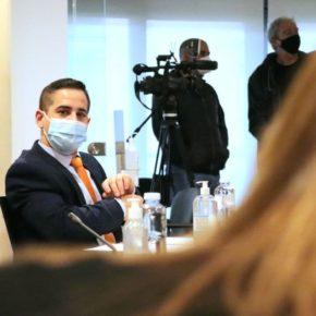 """Cristian Royo: """"Hemos puesto nuestro granito de arena para ayudar a los altoaragoneses a superar este difícil momento"""""""