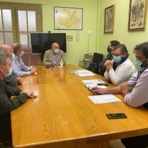 El Ayuntamiento de Calatayud y la Asociación de Cafés y Bares de Zaragoza y Provincia consensuan nuevas propuestas de apoyo al sector