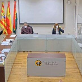 Ciudadanos apoya los presupuestos de Sabiñánigo tras la disposición y el apoyo del equipo de gobierno a las propuestas presentadas