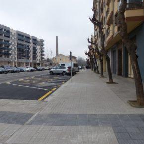 El acondicionamiento del paseo San Juan Bosco permite mayor comodidad al peatón