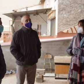 El Ayuntamiento de Azlor trabaja en la remodelación de las instalaciones y mejora de los servicios municipales