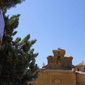 El Ayuntamiento de Villanueva de Sijena celebra la ratificación de la sentencia de los bienes del monasterio