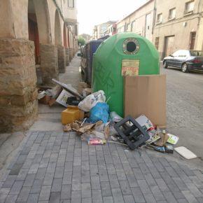 Cs Caspe lamenta que el equipo de gobierno hipoteque a los caspolinos por diez años al prorrogar el contrato de la recogida de residuos