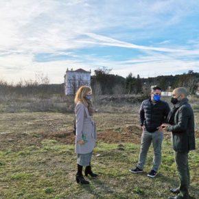 Ciudadanos busca el respaldo de la Diputación a la candidatura de Barbastro para acoger la Base Logística del Ejército de Tierra