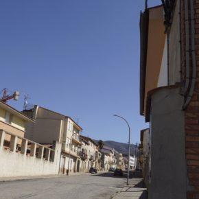 Ciudadanos reivindica nuevamente el acondicionamiento de la avenida de acceso a Estadilla