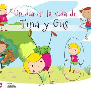 El Ayuntamiento de Teruel organiza una nueva edición del concurso de dibujo 'Un día en la vida de Tina y Gus'