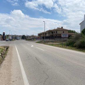 Cs Fuentes de Ebro solicita la instalación de semáforos con indicador de velocidad en las entradas al municipio