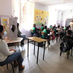 El Ayuntamiento de Tarazona ofrece charlas medioambientales en los colegios del municipio