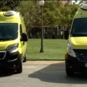Cs pide que la ambulancia que presta servicio en Valdejalón esté asistida por dos técnicos