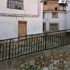 El Ayuntamiento de Jaraba inicia las obras de renovación de la calle Collado con una inversión de 26.600 euros