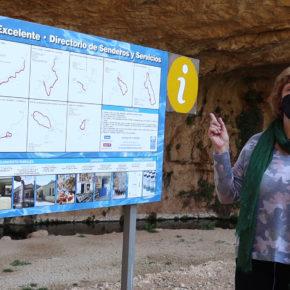 Jaraba sorprende a sus visitantes con doce senderos turísticos para conocer sus parajes naturales
