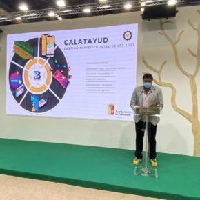 Calatayud presenta en FITUR su apuesta estratégica por convertirse en un destino turístico inteligente