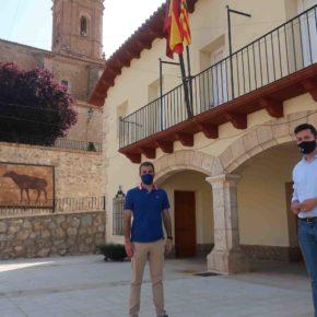 Ciudadanos y PP instan al Gobierno de Aragón a que restituya las consultas de atención primaria en los barrios rurales de Concud y Caudé