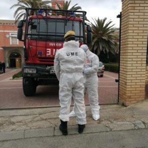 Cs propone que el Ayuntamiento de Épila reconozca la labor de la UME en la residencia de la localidad en la crisis de la Covid-19