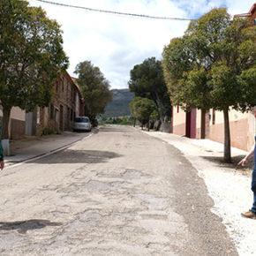 Cs pide en el Ayuntamiento de Tabuenca que se acometa la adecuación de la carretera A-1301 entre Illueca y Borja