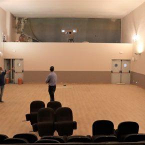 El Ayuntamiento de Paniza rehabilita el salón del cine