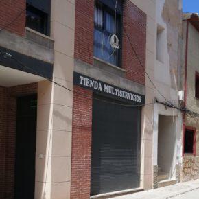 Cs Samper del Salz lamenta que la tienda multiservicios de la localidad se encuentre cerrada desde mayo
