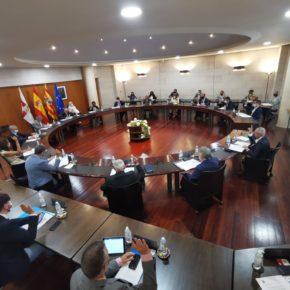 Ciudadanos consigue que la DPH solicite al Gobierno de España un aplazamiento para la devolución de los ayuntamientos a Hacienda