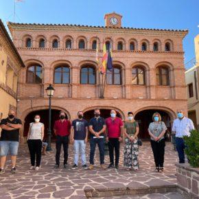 Municipios de Campo de Borja y del Aranda reclaman al Gobierno de Aragón la mejora urgente de la carretera A-1301
