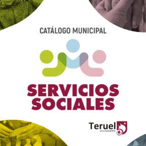 El Ayuntamiento de Teruel publica un catálogo de Servicios Sociales