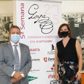 Gastronomía, turismo y moda en la 'Semana de Goya Zaragoza – Fuendetodos'