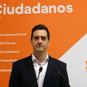"""Ciudadanos considera que los peajes en las autovías que va a implantar en Gobierno son """"un insulto a la provincia de Teruel"""""""